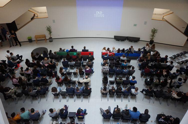 Аудитория Abbey DLD college, London