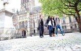 Студенты Abbey DLD college, Manchester