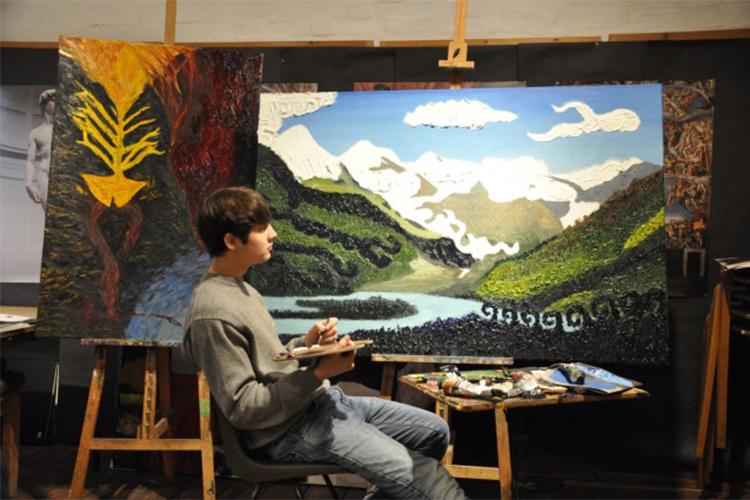 Урок изобразительного искусства