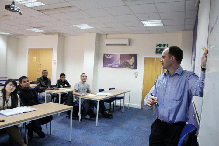 Лекция в Kaplan International College, London