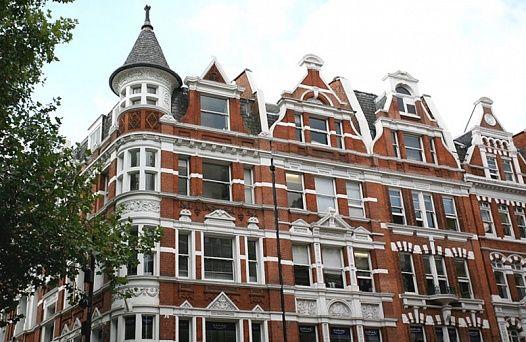 Главное здание Kaplan International College, London