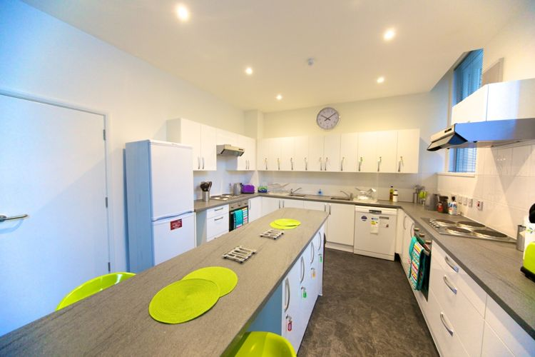 Кухня в Kings Colleges, Bournemouth