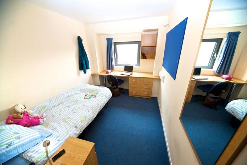 Комната студента в Kings Colleges, Bournemouth