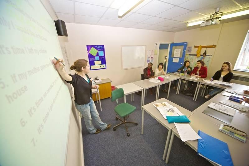 Процесс обучения в Kings Colleges, Oxford