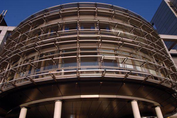 Здание Glasgow Caledonian University