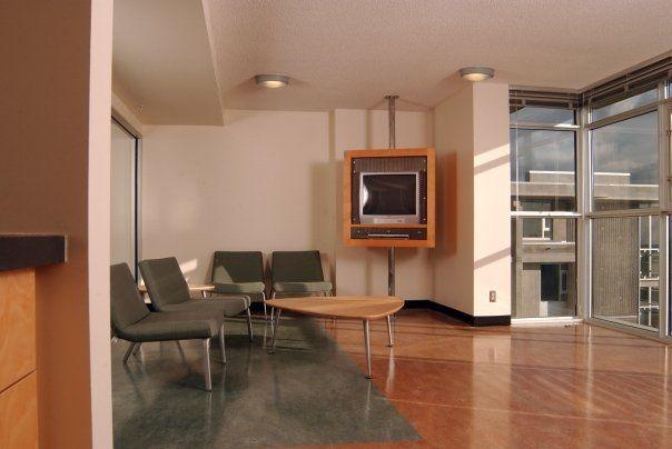 Комната отдыха в Simon Fraser University