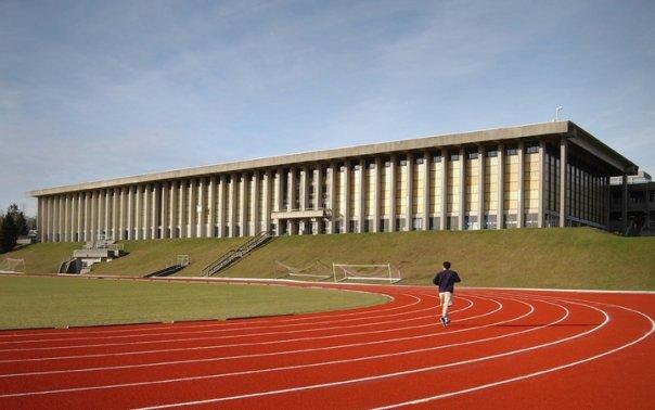 Стадион Simon Fraser University