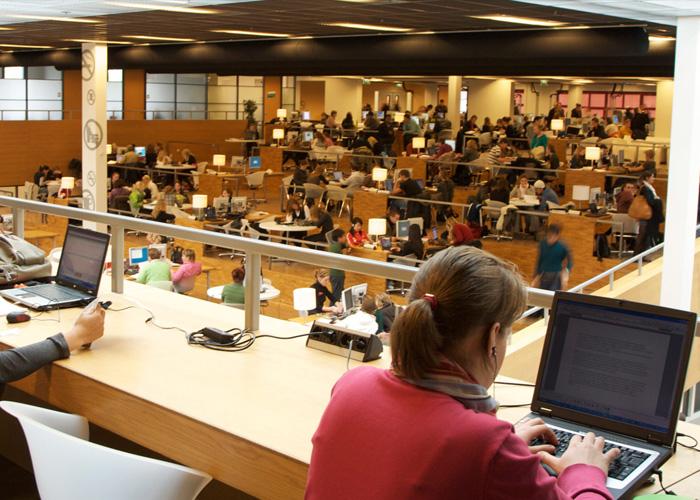 Обучение в Stenden University