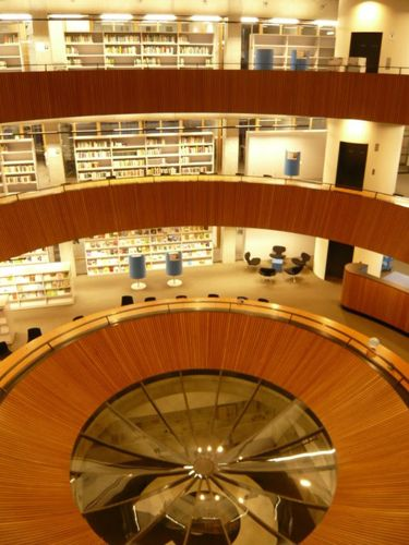 Библиотека Wageningen University