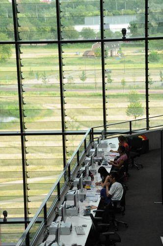 Процесс обучения в Wageningen University