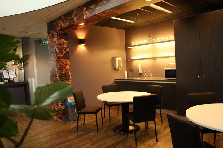 Кафе Wittenborg University