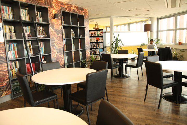 Библиотека Wittenborg University