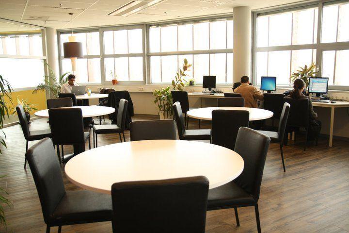 Комната для самостоятельного обучения Wittenborg University