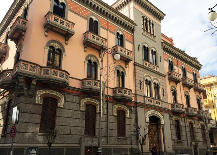 Здание школы Accademia Italiana