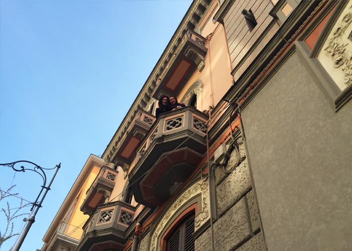 Дружелюбный персонал школы Accademia Italiana