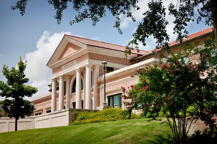 Один из корпусов Louisiana State University
