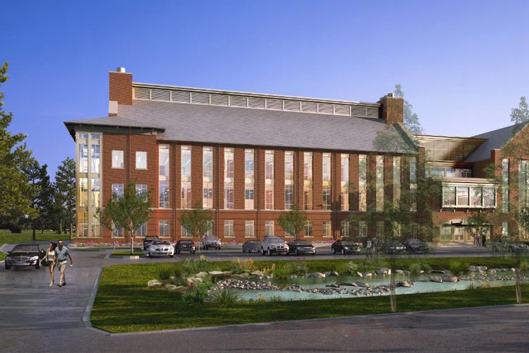 Исследовательский водный центр Auburn University