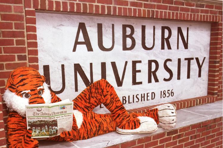 Символ Auburn University