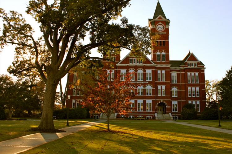 Кампус Auburn University