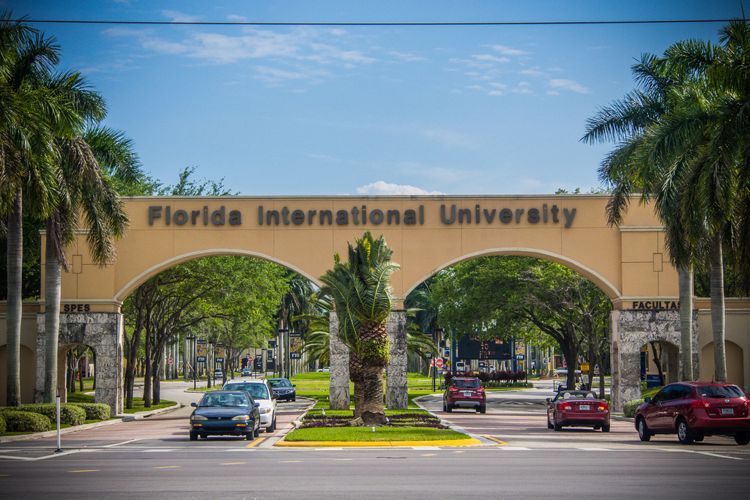 Кампус Florida International University