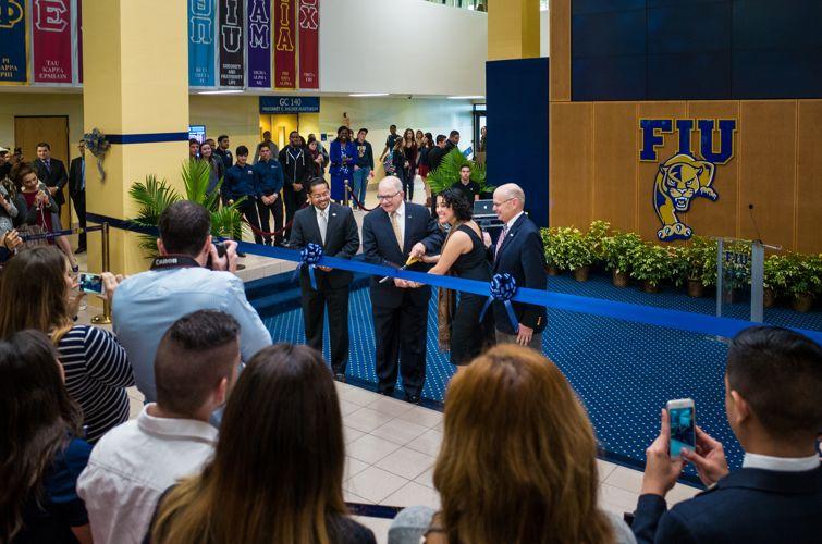 Торжественное мероприятие Florida International University