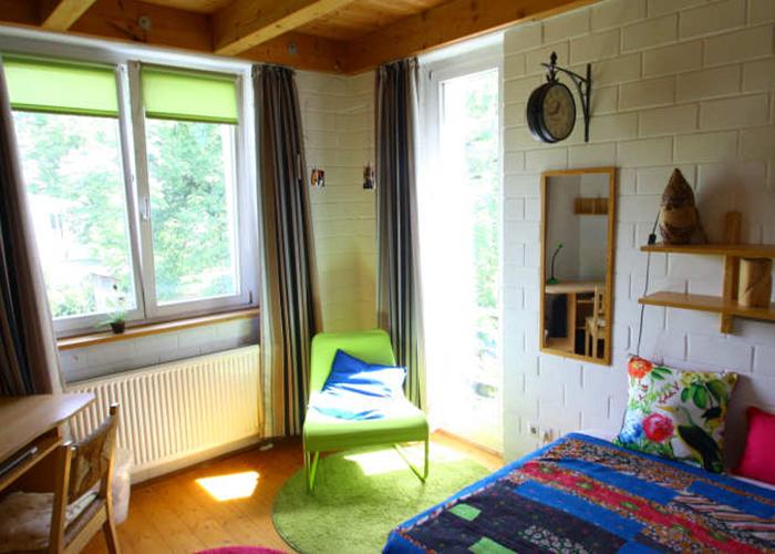 Комната Alpadia Freiburg