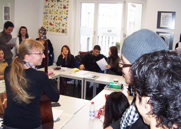 урок в Alpha Aktiv Heidelberg