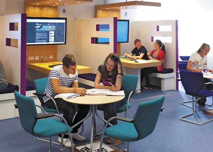 Библиотека Bournemouth University