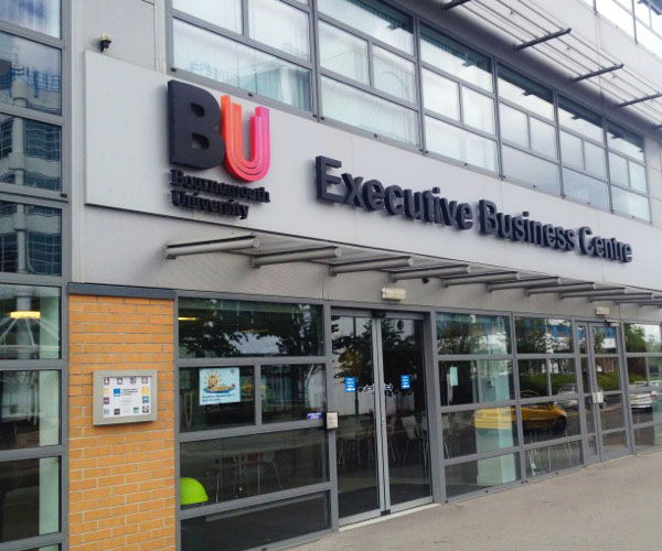 Корпус Bournemouth University
