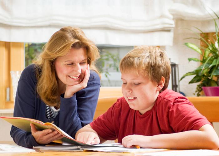Обучение с преподавателем Homelingua Bucksmore, Child