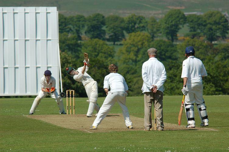 Игры в крикет в Glenalmond College