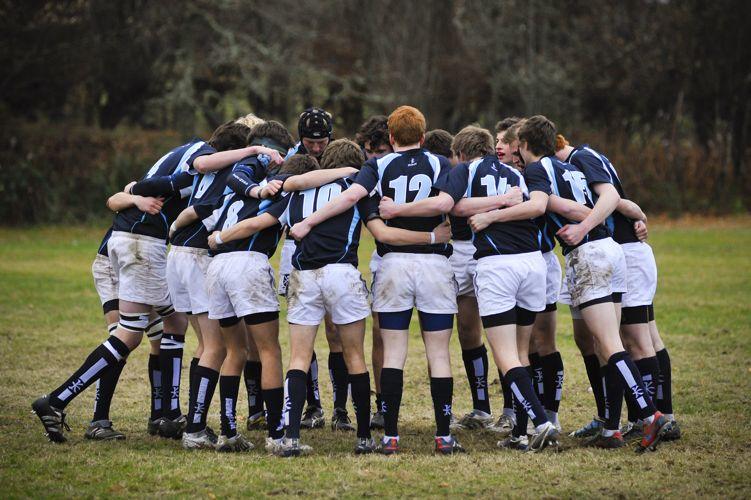 Футбольная команда Glenalmond College
