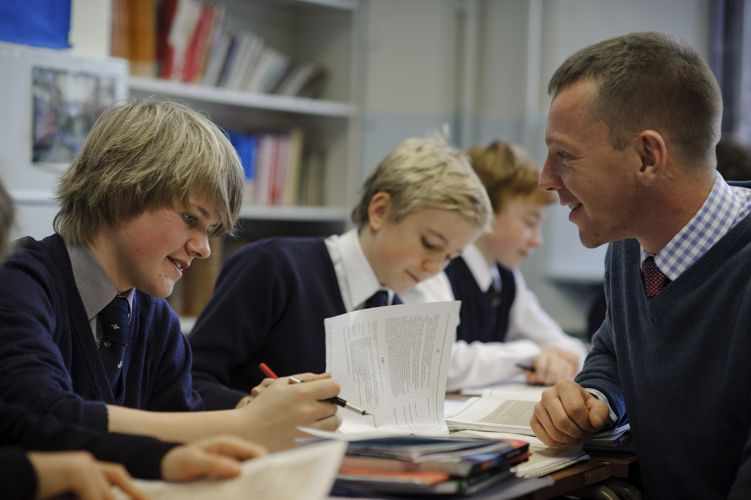 Обучение студентов в Glenalmond College