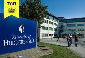 University of Huddersfield ⭐