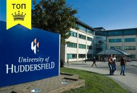University of Huddersfield ⭐