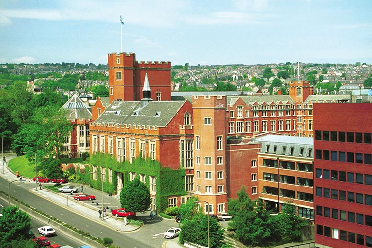Старый корпус University of Sheffield