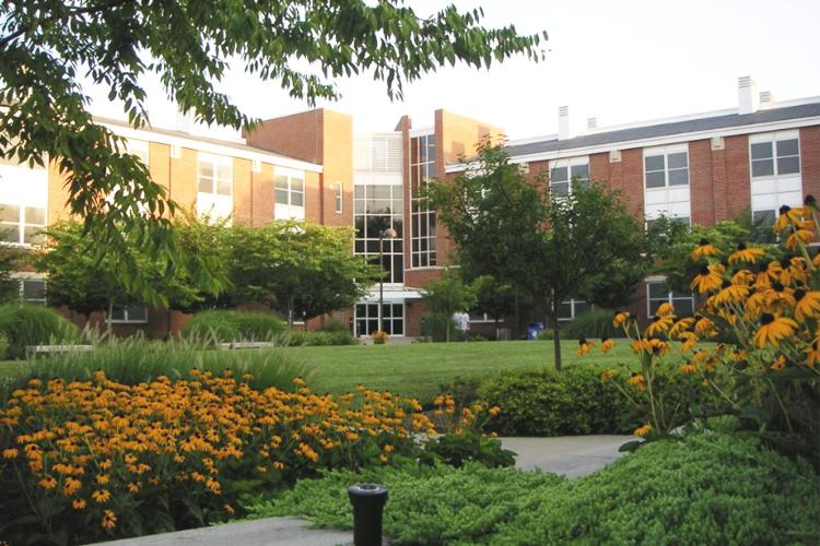 Кампус Adelphi University