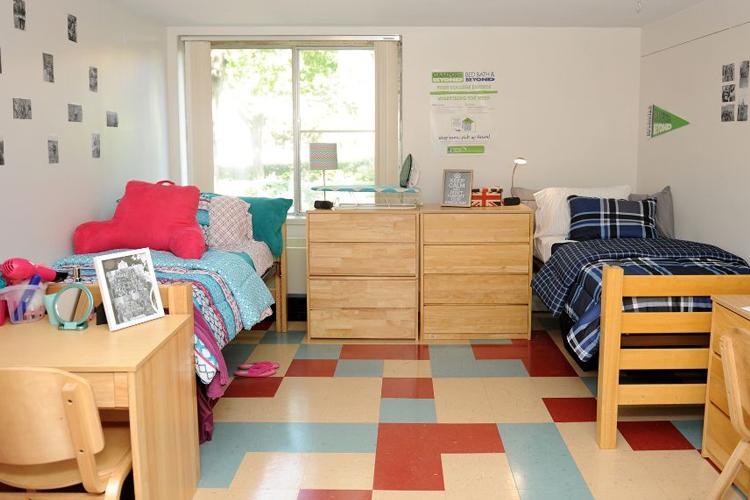 Студенческая комната Adelphi University