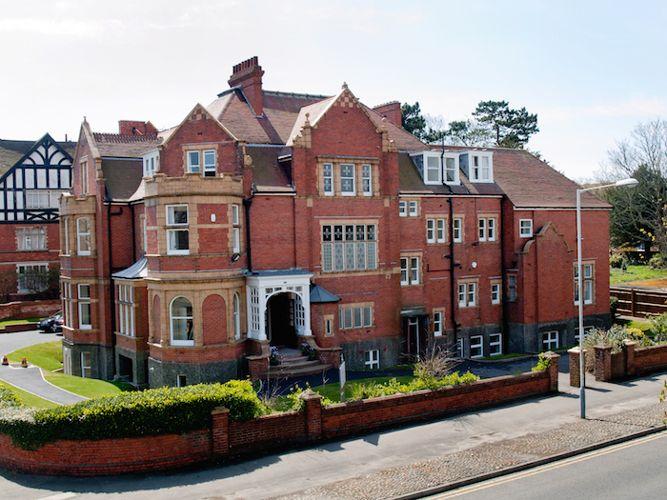 Главный вид Earlscliffe College