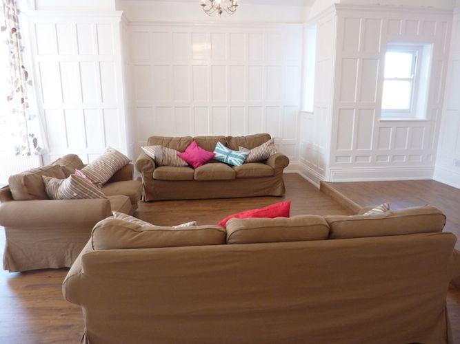 Комната отдыха в резиденции Earlscliffe College