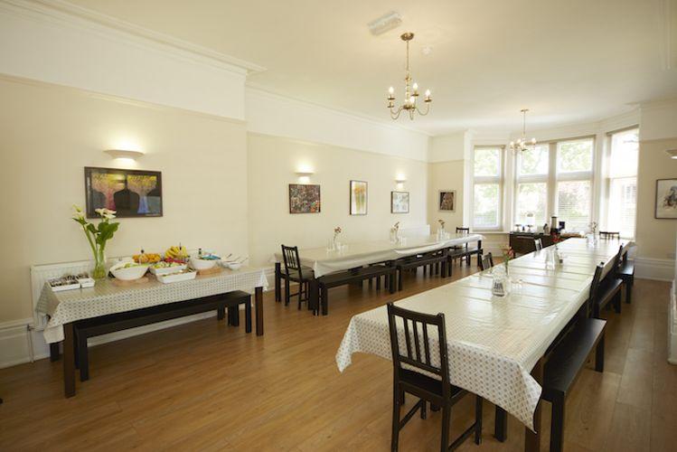 Место для обеда в Earlscliffe College