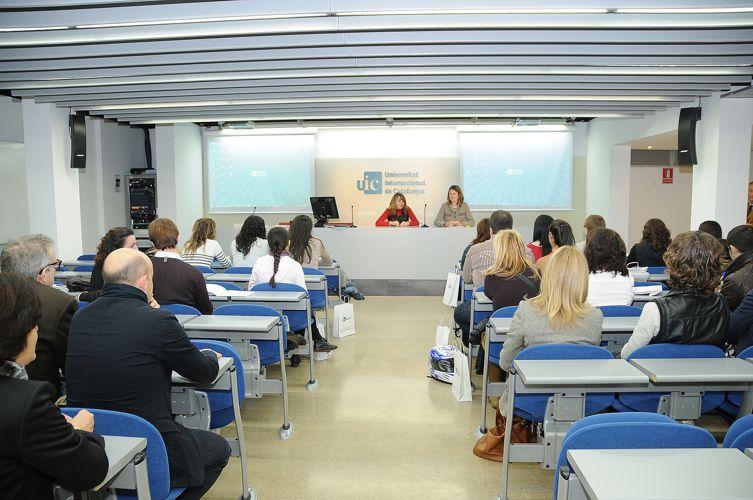 Конференция в Universitat Internacional de Catalunya