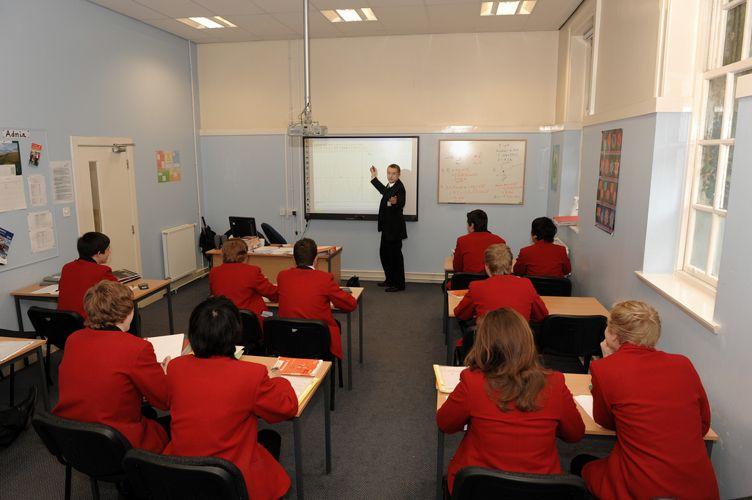 Процесс обучения в Loretto School