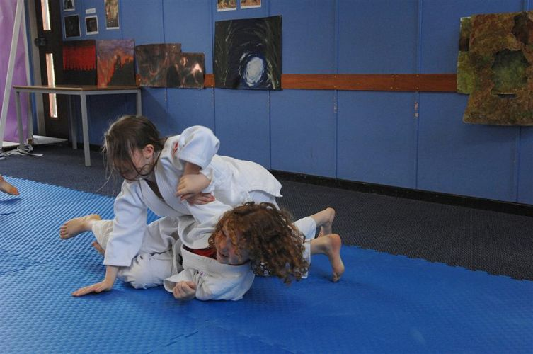 Урок борьбы в Loretto School