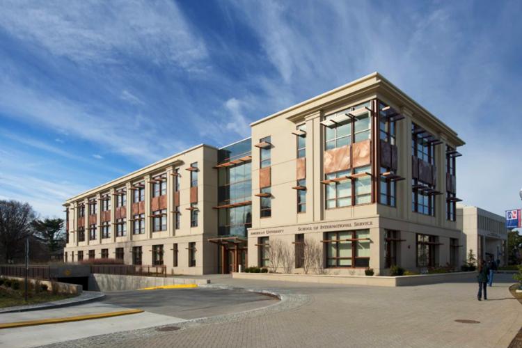 Один из корпусов American University
