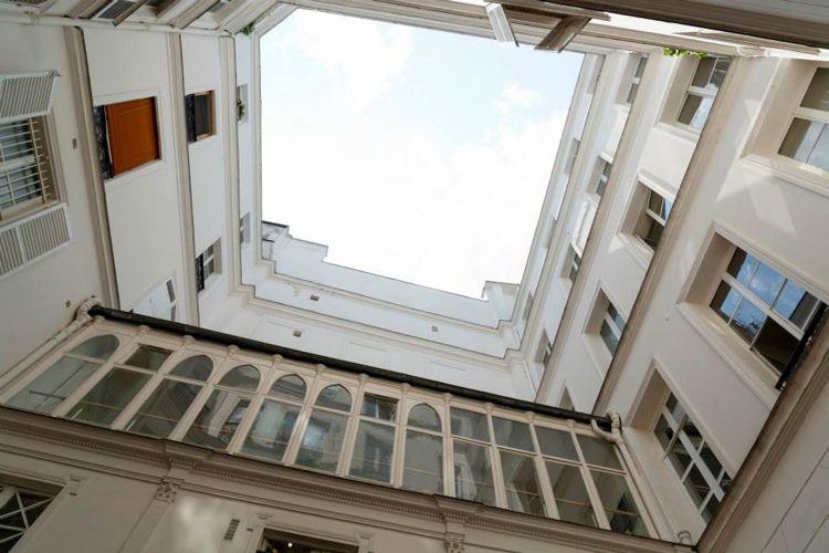 Внутренний вид College de Paris