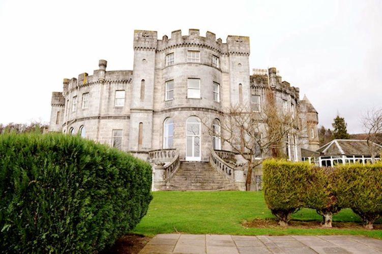 Главный вид University of Stirling