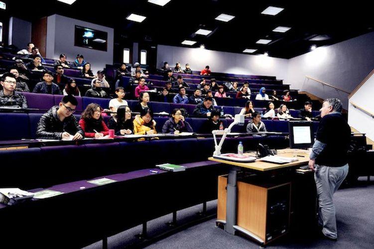 Аудитория University of Stirling