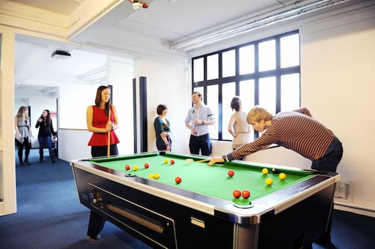 Игровая комната University of Stirling