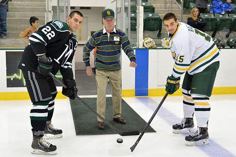 Хоккей в Oswego State University of New York